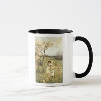 Spring, c.1880 mug