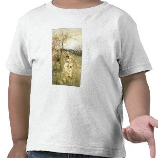 Spring, c.1880 tee shirts