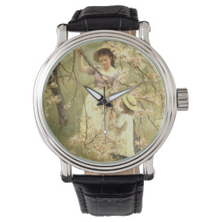 Spring, c.1880 wristwatches