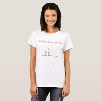 Spring Cartoon T-shirt
