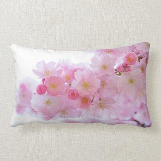 Spring - Cherry Blossoms Lumbar Cushion