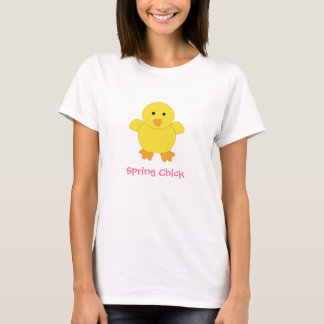 Spring Chick T Shirt