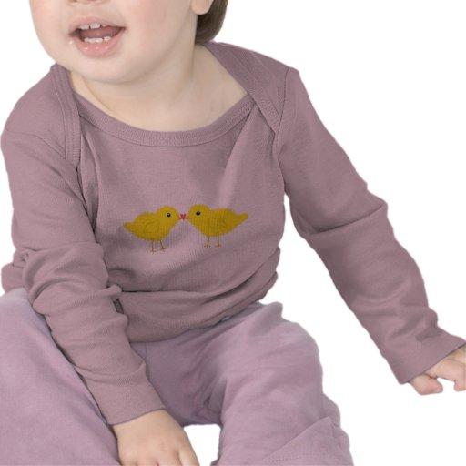 Spring Chicks T-shirts