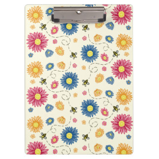 Spring Colors Clipboards