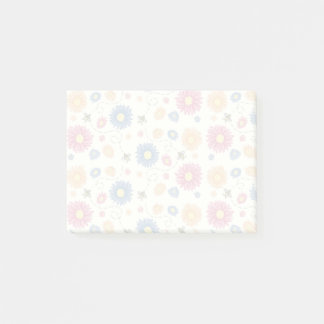 Spring Colors Post-it Notes