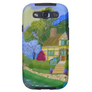 Spring Cottage Samsung Galaxy SIII Case