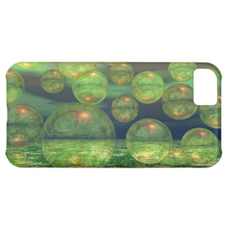 Spring Creation – Green & Gold Renewal iPhone 5C Case