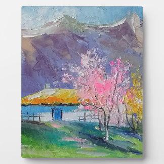 Spring Crimea Plaque