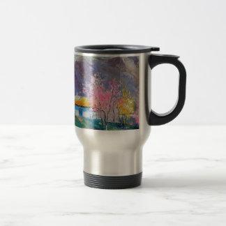 Spring Crimea Travel Mug