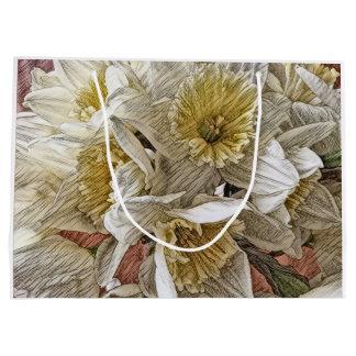 Spring Daffodils Gift bag