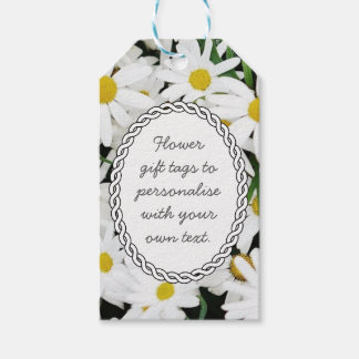 Spring Daisies Gift Tags