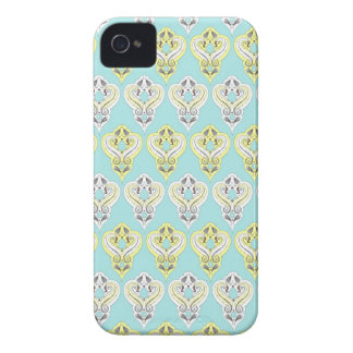 Spring Damask iPhone 4/4S hard case phone cover