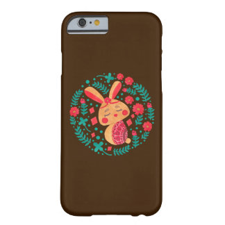 Spring Easter Bunny Barely There iPhone 6 Case