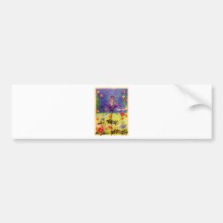 spring- elve bumper sticker