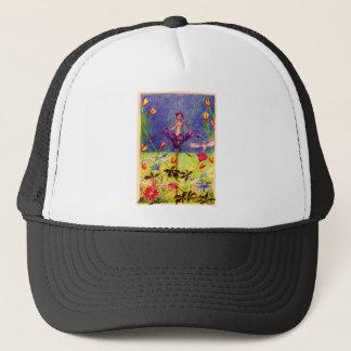 spring- elve trucker hat