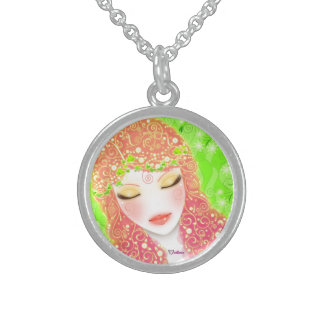 Spring Fairy necklace