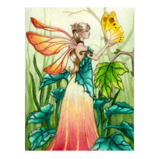 Spring Fairy Post Cards
