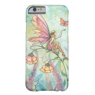 Spring Fantasy Fairy Butterfly Art Barely There iPhone 6 Case