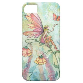 Spring Fantasy Fairy Butterfly Art iPhone 5 Covers