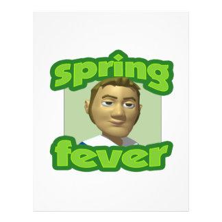 Spring Fever Flyer