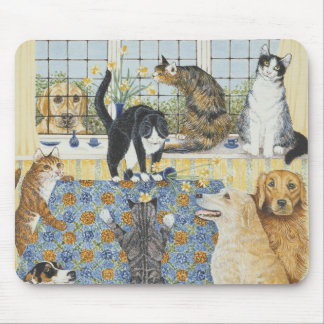 Spring Fever Mouse Mat