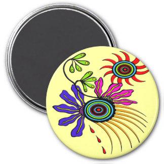 Spring Fling 7.5 Cm Round Magnet