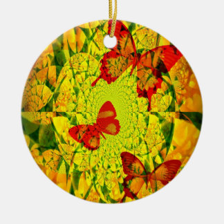 Spring Fling Christmas Ornament