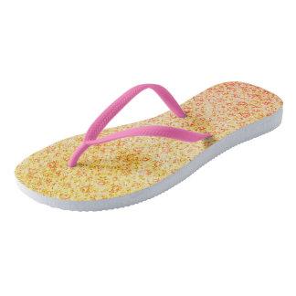 Spring Floral - Comfort Flip Flops
