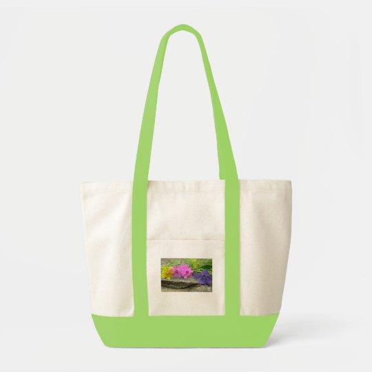 Spring Flower Bag