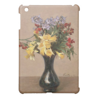 Spring Flowers, 1869 (oil on canvas) iPad Mini Covers
