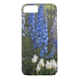Spring flowers along a garden path, Georgia 2 iPhone 8/7 Case