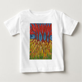 Spring Flowers Baby T-Shirt