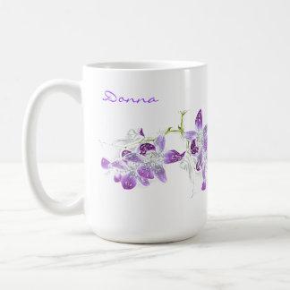 spring flowers - donna coffee mug