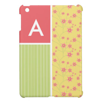 Spring Flowers floral iPad Mini Cases