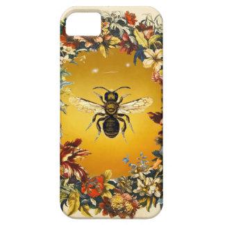 SPRING FLOWERS HONEY BEE / BEEKEEPER BEEKEEPING iPhone 5 CASES