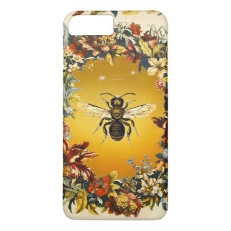 SPRING FLOWERS HONEY BEE / BEEKEEPER BEEKEEPING iPhone 7 PLUS CASE