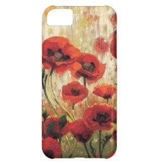 Spring Flowers in a Garden iPhone 5C Case