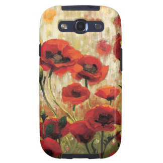 Spring Flowers in a Garden Samsung Galaxy SIII Cover