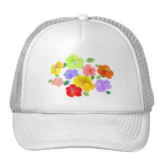 Spring Flowers in Bloom Hat