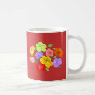 Spring Flowers in Bloom Coffee Mug