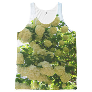 Spring flowers in Canberra All-Over Print Tank Top