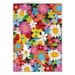 Spring Flowers Invitation / Blank Card