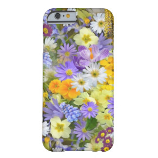 Spring Flowers iPhone 6/6S Barely There Case