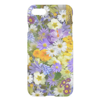 Spring Flowers iPhone 7 Clear Case