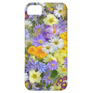 Spring Flowers iPhone SE/5/5S Barely There Case