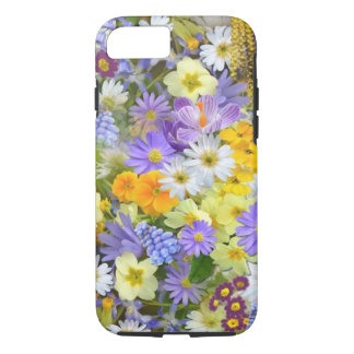 Spring Flowers iPhone X/8/7 Tough Case