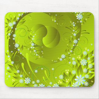 spring flowers mouse mat