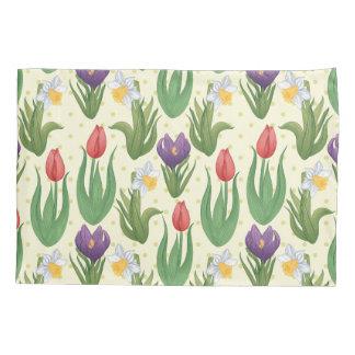 Spring Flowers Pillowcase
