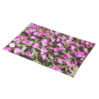 spring flowers Placemat