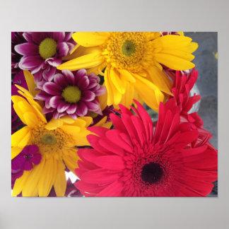 Spring Flowers Print